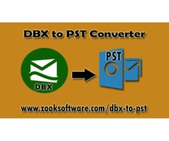 Migrate DBX to PST Files Quickly