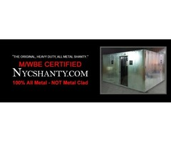 NYC Shanty | Best Place to Buy Metal Shanty in NYC