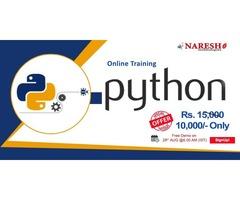 Python Online Training in USA