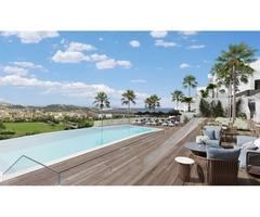 New Apartments in Cala de Mijas, Spain