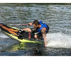 Powered Surfboard - Motorized Surfboards