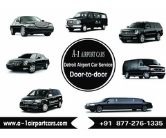 Detroit Airport Town Cars