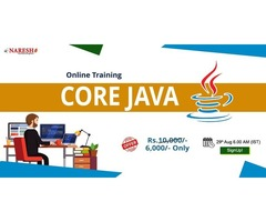 Best Classroom and Online Core Java Training in USA - NareshIT
