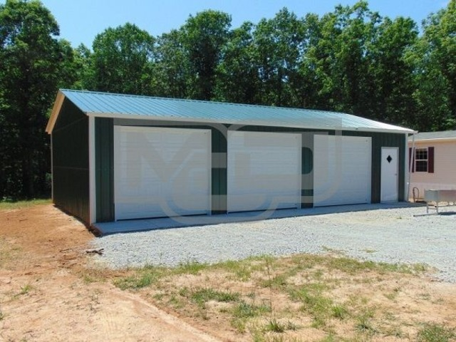 Affordable Prefab Metal Buildings For