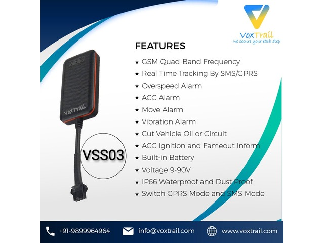VSS03 GPS Tracker in Lucknow | free-classifieds-usa.com