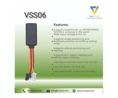 VSS06 GPS Tracker for Bus & Truck