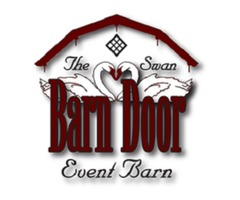 Save the Date for Your Event at The Swan Barn Door