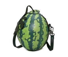 originality Watermelon Shape Crossbody Bag