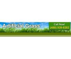 Fake Grass Installation in Chandler AZ - A water saving option