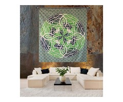 Indian Mandala Printed Tapestry Online