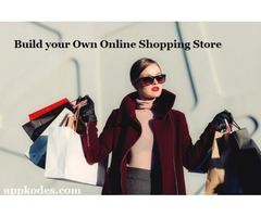 How to Build an Ecommerce Online Shopping Store - Appkodes