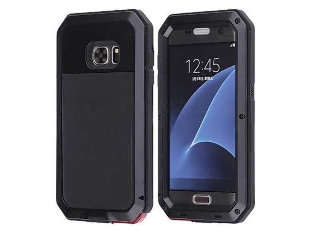 For Samsung Galaxy S7 Case Waterproof Shockproof Gorilla Glass Case | free-classifieds-usa.com
