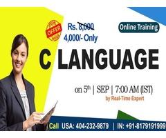 C Language Online Training in USA - NareshIT