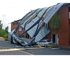 Property Damage Insurance Claim in USA