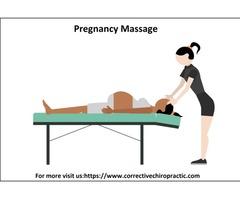Pregnancy massages