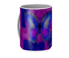 Pretty butterfly wings coffee mugs!!!