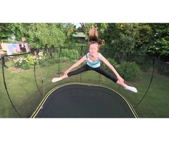 Gymnastic Trampoline | An Ideal Setup for both Kids and Adult