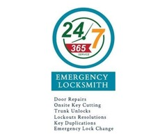 Mobile 24 Hour Locksmith for Car or Home Lockout