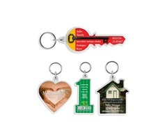 Buy Wholesale Custom Printed Keychains