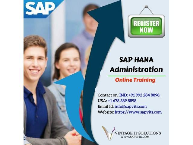 Learn SAP HANA Admin | SAP HANA Administration Online