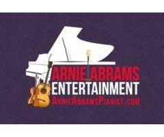 Best Pianists in New Jersey - Arnie Abram Spianist