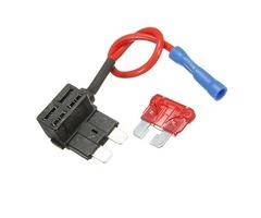 Standard ATO ATC Mini Micro Lame Tap Porte-fusible Piggy Back Voiture