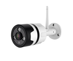 Panoramic IP Camera Outdoor WIFI Fisheye Support Waterproof IP66 Surveillance Mobile Video Onvif AP