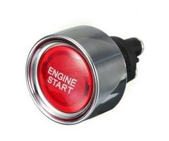 Universal Motor Auto Illuminated Push Button Engine Start Starter Switch