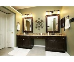Know the different types of bathroom sink faucets and vanity lights, and their purpose