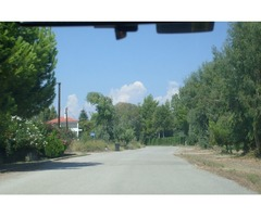 Greece seaside plot of land for sale