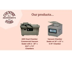 Vacuum Sealer for Commercial Use | Low Price Gurrented
