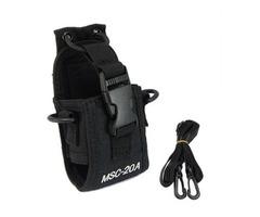 Walkie Talkies Carrying Bag MSC-20A Nylon Case for Baofeng etc