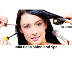 Hair styling salon