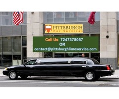 Pittsburgh Airport Transportation Nearby