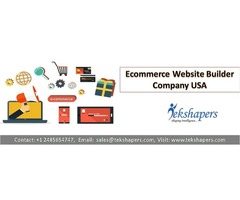 Best Ecommerce Website Builder Company USA