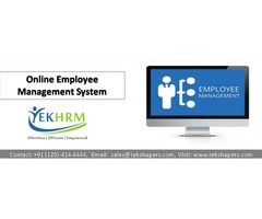 Online Employee Management System | HRM Software