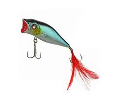 70mm/9g Popper Hard Bait Bass Fishing Lure Minnow Fishing Tackle