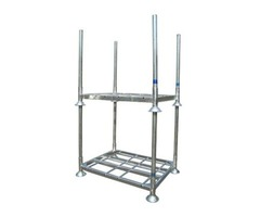 Stackable Steel Racks Manufacture China | Hmlwires.com