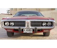 1974 DODGE CHARGER SE FOR SALE V8 5.2L/318 engine