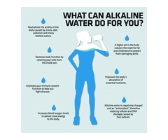 Tips to Switch to Alkaline Water and Beverages