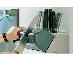 Try Out The Top Kitchen Knife Sharpener - Master Grade