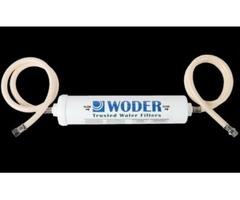 Woder 10K-DC Under Sink Filter at $69
