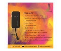 GPS Tracker GT02D for BIKE & BUS