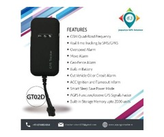 Vehicle GPS Tracker GT02D for BIKE & BUS