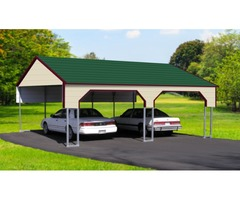 Cost-Effective Metal Carports for Sale in North Carolina