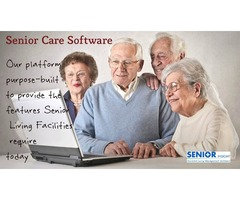 Software Assisted Living Facilities for Elderly