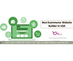 Buyyourkart is the leading organization and a reputed eCommerce Web development Platform