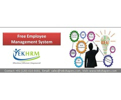 Free Employee Management System