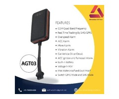 AGT03 Vehicle GPS tracking device