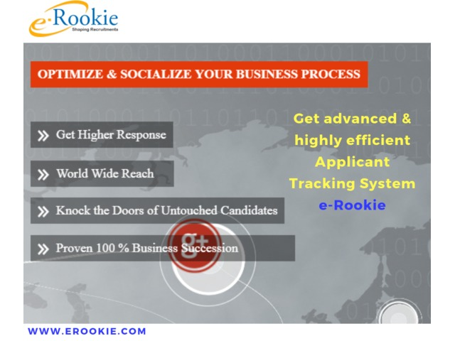 Advanced Applicant Tracking System & Online Recruitment